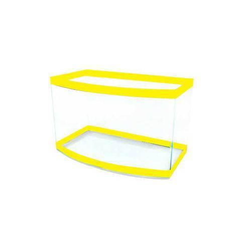 Beteira Curva Grande Simples Amarela
