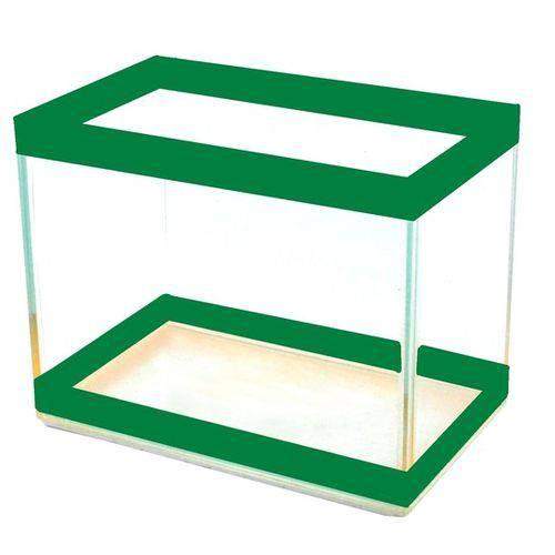 Beteira Tubular Media Simples Verde