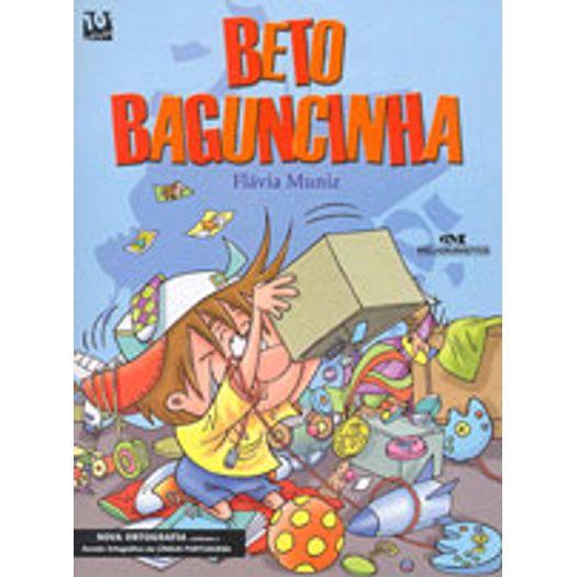 Beto Baguncinha - Melhoramentos
