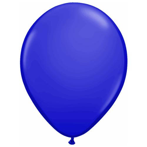 Bexiga Pic Pic N°7 Azul Escuro - 50 Unidades 71377