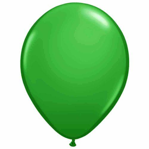 Bexiga Pic Pic N°7 Verde Escuro - 50 Unidades 70473