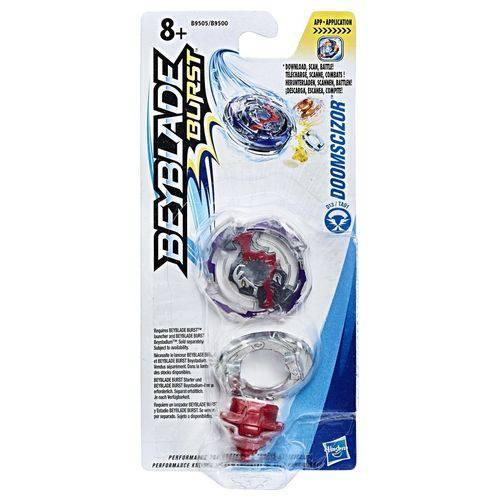 Beyblade Burst Doomscizor - Sem Lançador - Hasbro