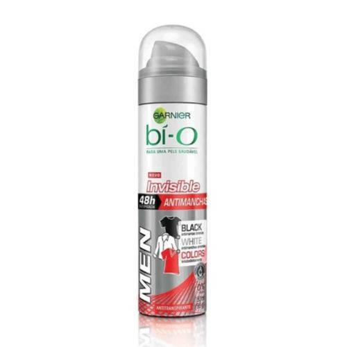 Bí-o Invisible Bwc Masculino Desodorante Aerosol 150ml