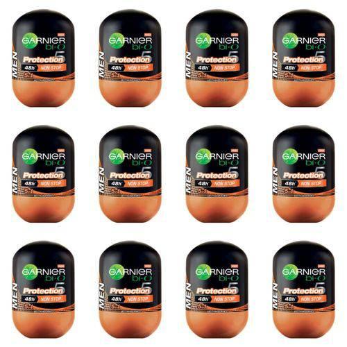 Bì-o Proteção 5 Desodorante Rollon Masculino 50ml (kit C/12)