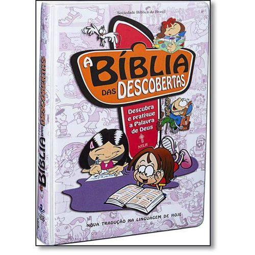 Biblia das Descobertas, a - Sbb