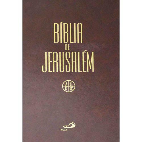 Bíblia de Jerusalém - Capa Dura