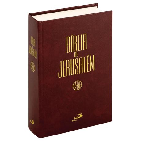 Bíblia de Jerusalém | Capa Dura