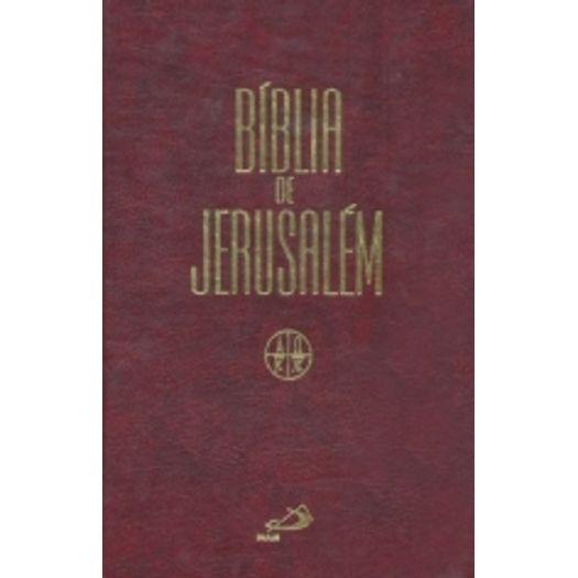 Biblia de Jerusalem - Paulus