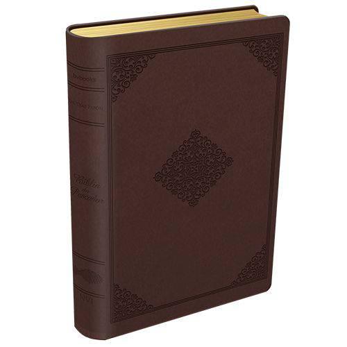 Biblia do Pescador - Marrom - Bv Books