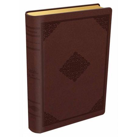 Bíblia do Pescador NVI Marrom