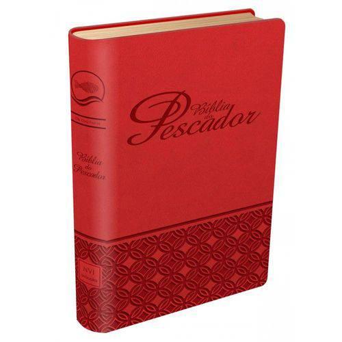 Biblia do Pescador - Vermelha - Bv Book
