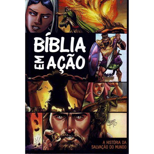 Biblia em Ação Hq