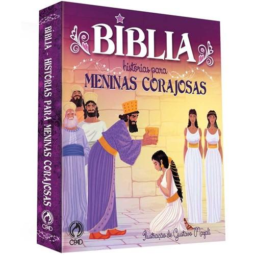 Bíblia - Histórias para Meninas Corajosas