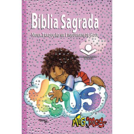 Bíblia Mig & Meg Feminina