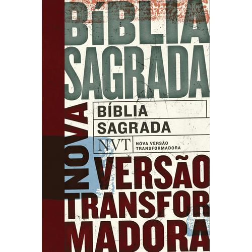 Bíblia NVT - Tipos - Brochura