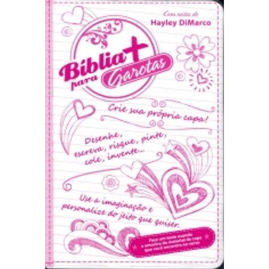 Biblia + para Garotas - Capa Branca - Thomas Nelson