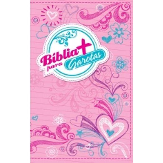 Biblia + para Garotas - Capa Rosa - Thomas Nelson