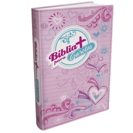 Bíblia + para Garotas Rosa