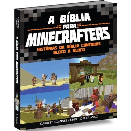 Biblia para Minecrafters - Bv Books
