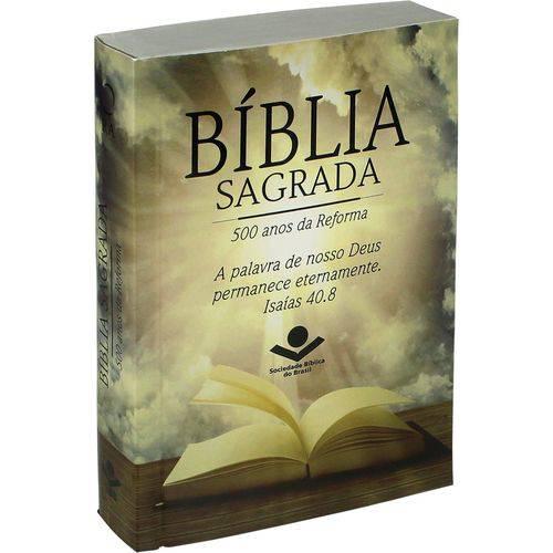 Bíblia Sagrada - Letra Maior - Céu (500 Anos da Reforma)