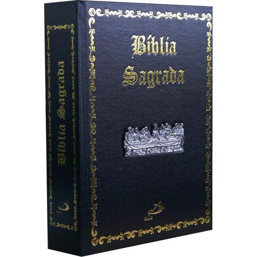 Biblia Sagrada - Luxo - Santa Ceia - Paulus