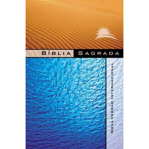 Biblia Sagrada: Nova Versao Internacional 7a Ed