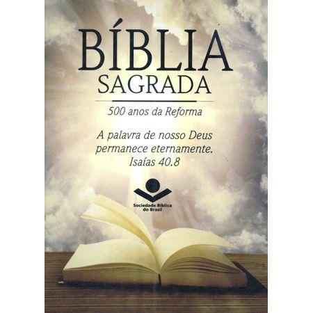 Bíblia Sagrada RA Letra Maior Brochura
