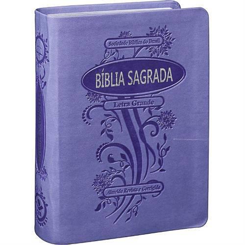 Bíblia Sagrada Rc - Letra Grande