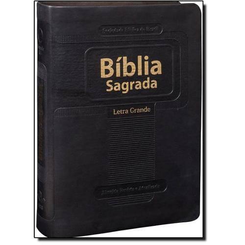 Bíblia Sagrada - Revista e Atualizada com Letra Grande