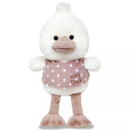 Bichinho de Pelúcia Mr. Duck (3m+) - Buba