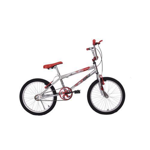 "Bicicleta Aro 20"" Dnz Fly Freestyle - Vermelha"