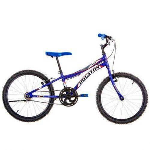 Bicicleta Aro 20 Trup Azul - Houston
