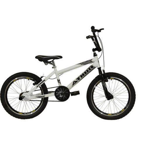 Bicicleta Aro 20 X Treme Branca Athor