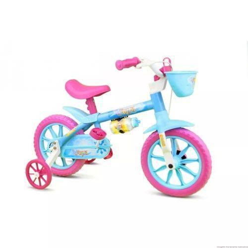 Bicicleta Aro 12 Aqua - Nathor Bike Kids