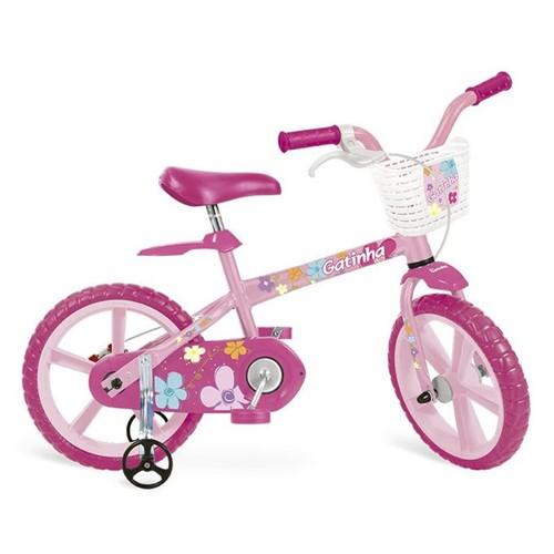 Bicicleta Aro 14 Gatinha - Bandeirante - BANDEIRANTE