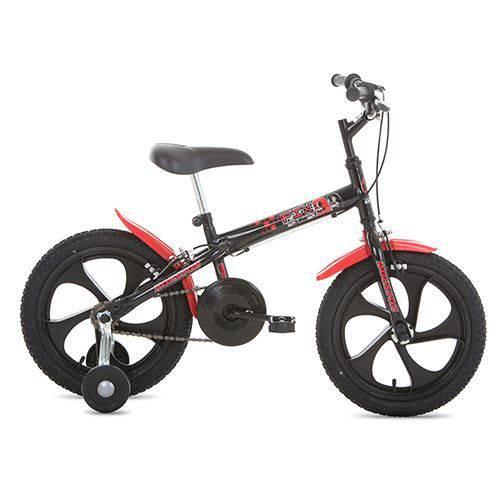Bicicleta Aro 16 Pix Preta PXMT161Q - Houston