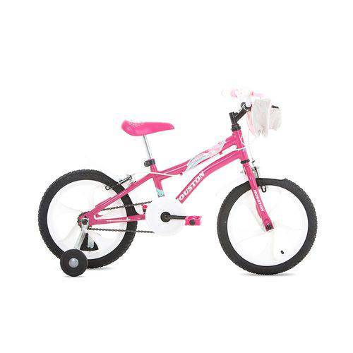 Bicicleta Aro 16 Tina Rosa Pink Houston