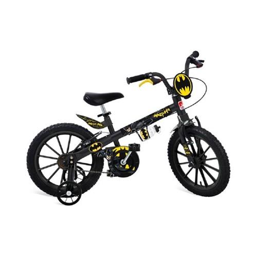 Bicicleta Aro 16 X-Bike - Batman - Bandeirante - BANDEIRANTE
