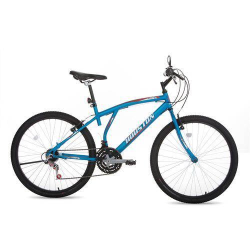 Bicicleta Aro 26 Atlantis Mad Azul AT262Q - Housto