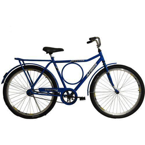 Bicicleta Aro 26 Executiva Azul Athor