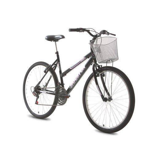 Bicicleta Aro 26 Foxer Maori Preto - Houston