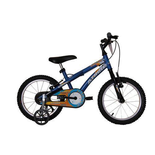 Bicicleta Athor Aro 16 Baby Boy Azul