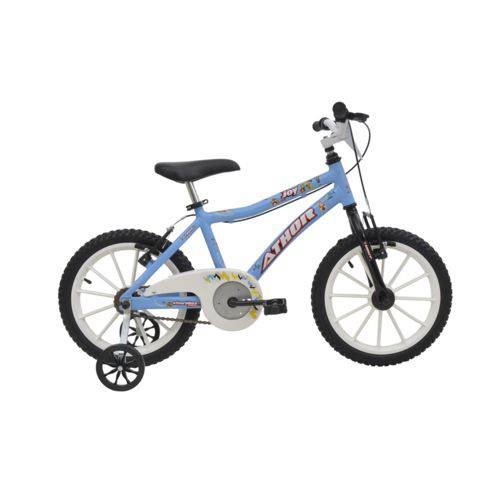 Bicicleta Athor Aro 16 Joy Aluminio Masculino Azul