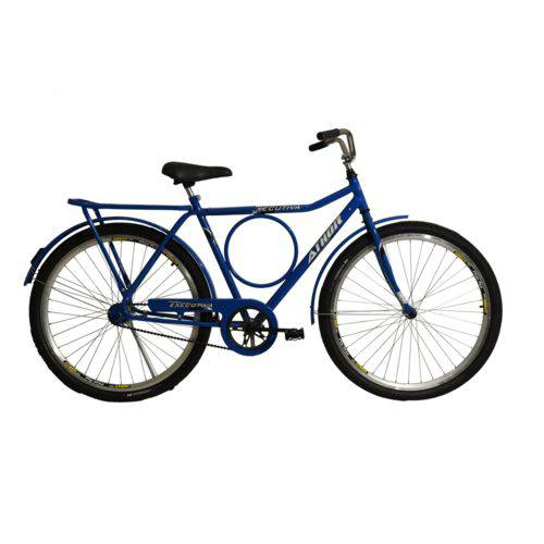 Bicicleta Athor Aro 26 Executiva Freio Contra Pedal Azul
