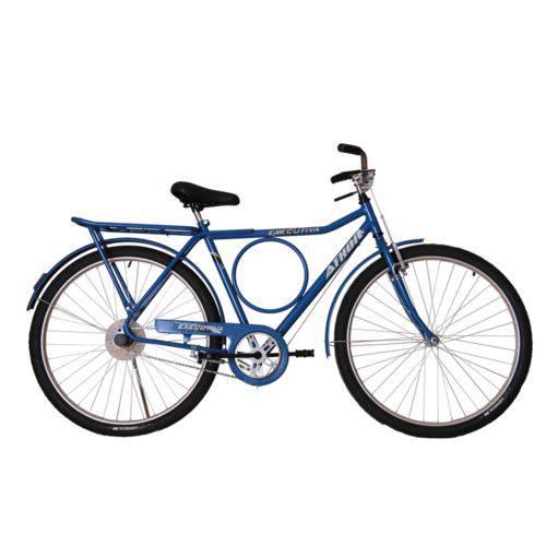 Bicicleta Athor Aro 26 Executiva Freio Sueco Azul