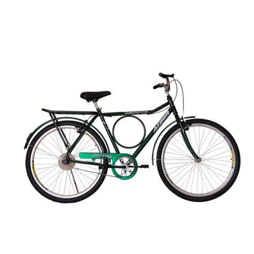 Bicicleta Athor Aro 26 Executiva Freio V- Brake Verde