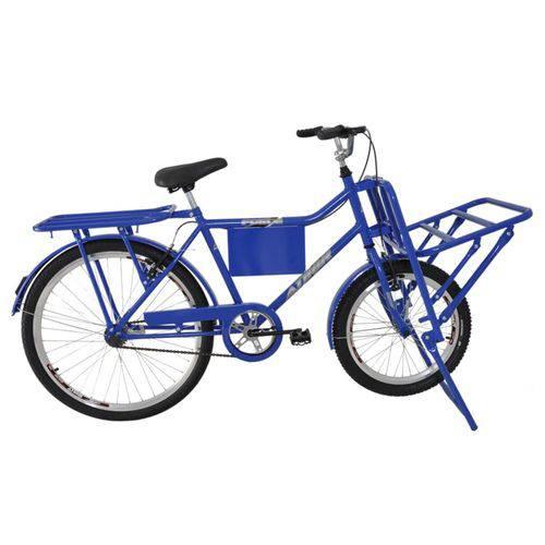 Bicicleta Athor Aro 26 Force Cargueira Azul