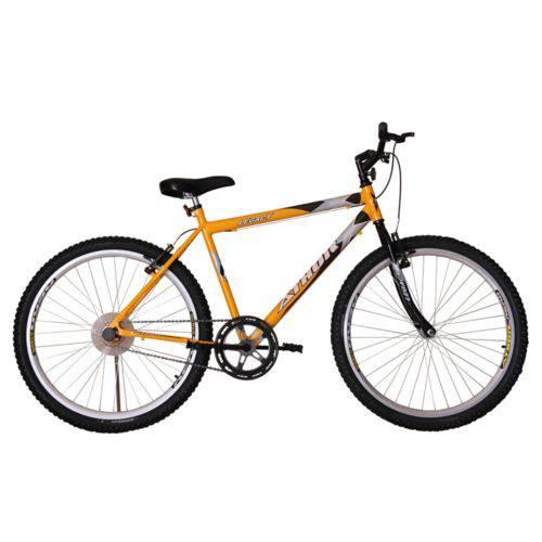 Bicicleta Athor Aro 26 Mtb S/m Legacy Masculino Amarela