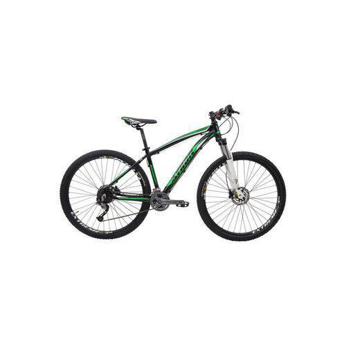 Bicicleta Athor Aro 29 Alumínio Android Shiman Preta/Verde Preto / Verde Único