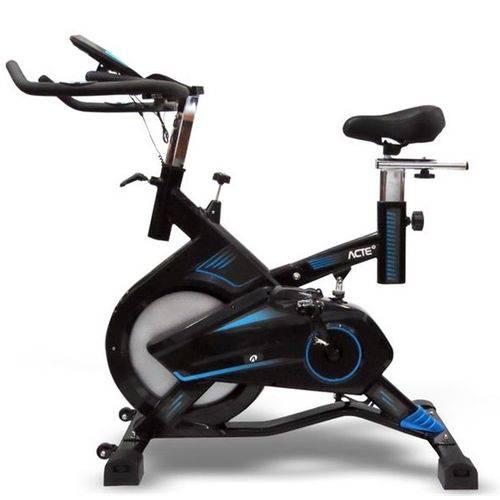 Bicicleta Bike para Spinning Profissional para Residencia e Condominio Ate 120kg com Computador Digi